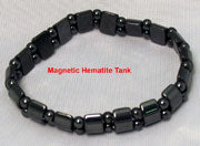Magnetic Hematite Mini-Tank