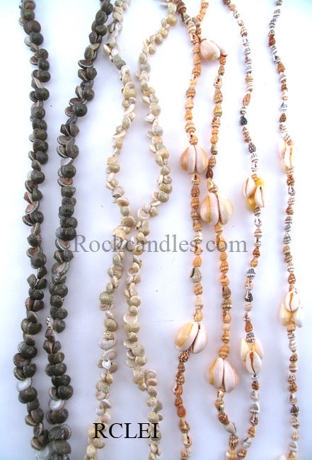 Shell Lei Necklace 32
