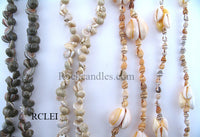 Shell Lei Necklace 32""