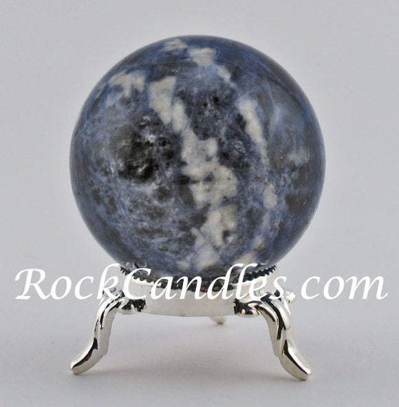 Blue Sodalite Sphere 45mm
