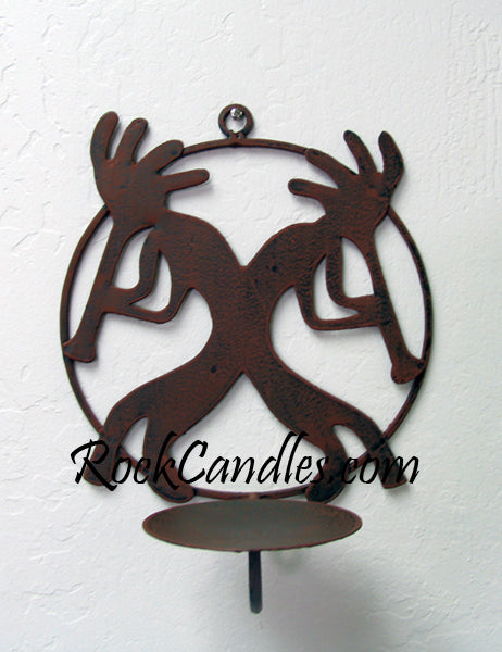 Kokopelli Wall Sconce