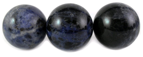 Blue Soldalite 25mm Sphere
