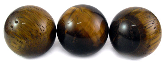 Tiger Eye Sphere 25mm