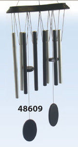 Wood and Metal Chimes