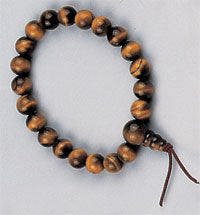 Tiger Eye Power Bead Bracelet  8mm