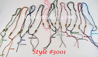 Silk Cord Necklace #3001