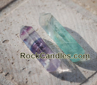 Fluorite Massage Wand