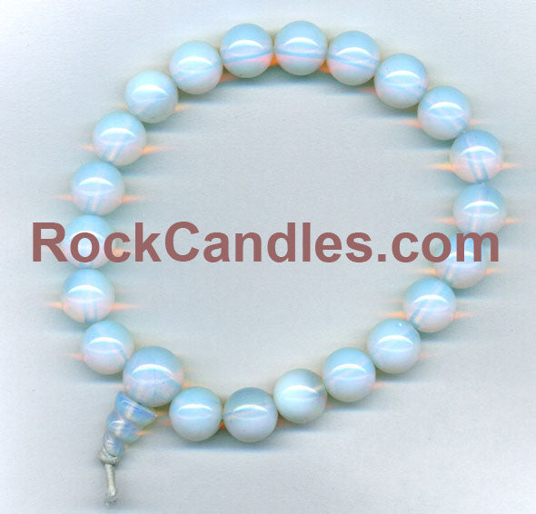 Moon Stone Power Bead Bracelet