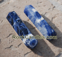 Blue Sodalite Massage Wand
