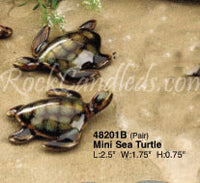 Mini Porcelain Sea Turtles