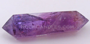 Premium Amethyst Double Point Massage Wand