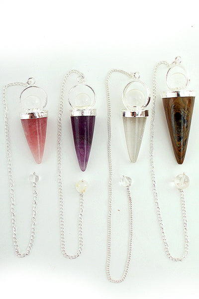 Crystal Beacon Pendulum
