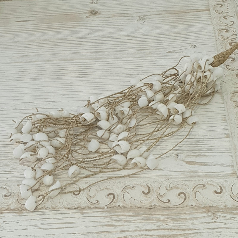 Sea Grass and Shell Garland