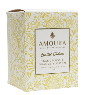 Frangelico & Orange Blossom Luxury Soy Candle