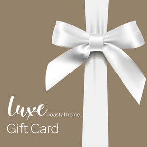 Luxe Gift Card