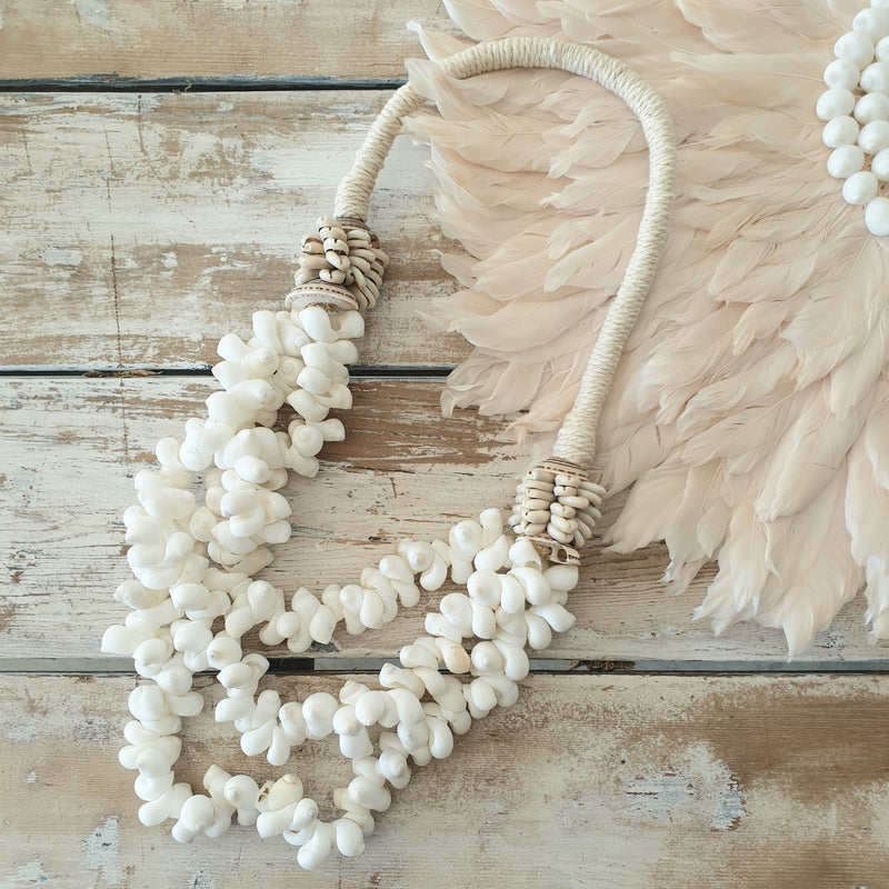 Malia Shell Necklace