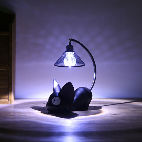 Little Black Cat Night Light - newchic store