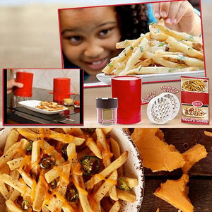 Microwavable Crispy Fries Maker - newchic store