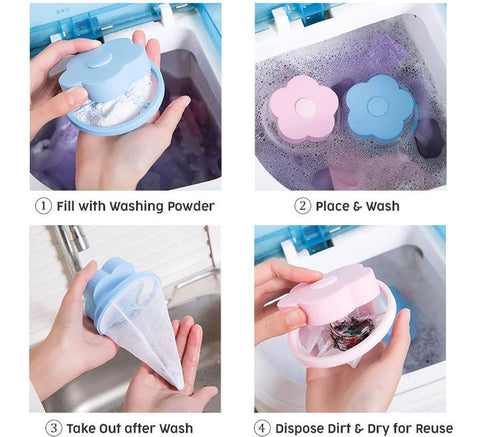 Image of Laundry Lint & Pet Hair Remover - newchic store