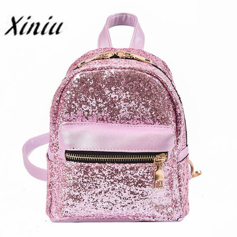 Image of women backpacks leather 2018 - newchic store