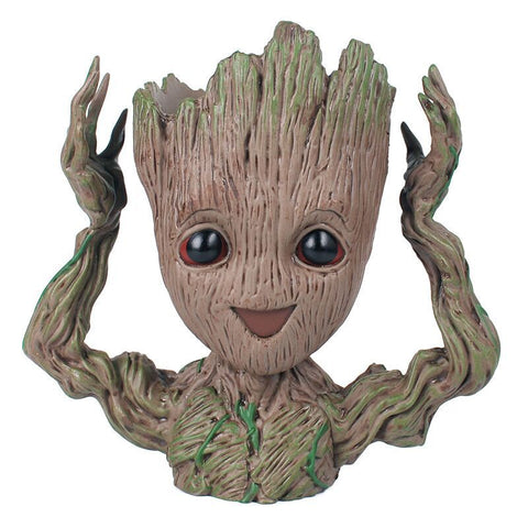 Image of New Groot Man Planter Pot - newchic store