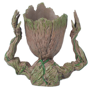 New Groot Man Planter Pot