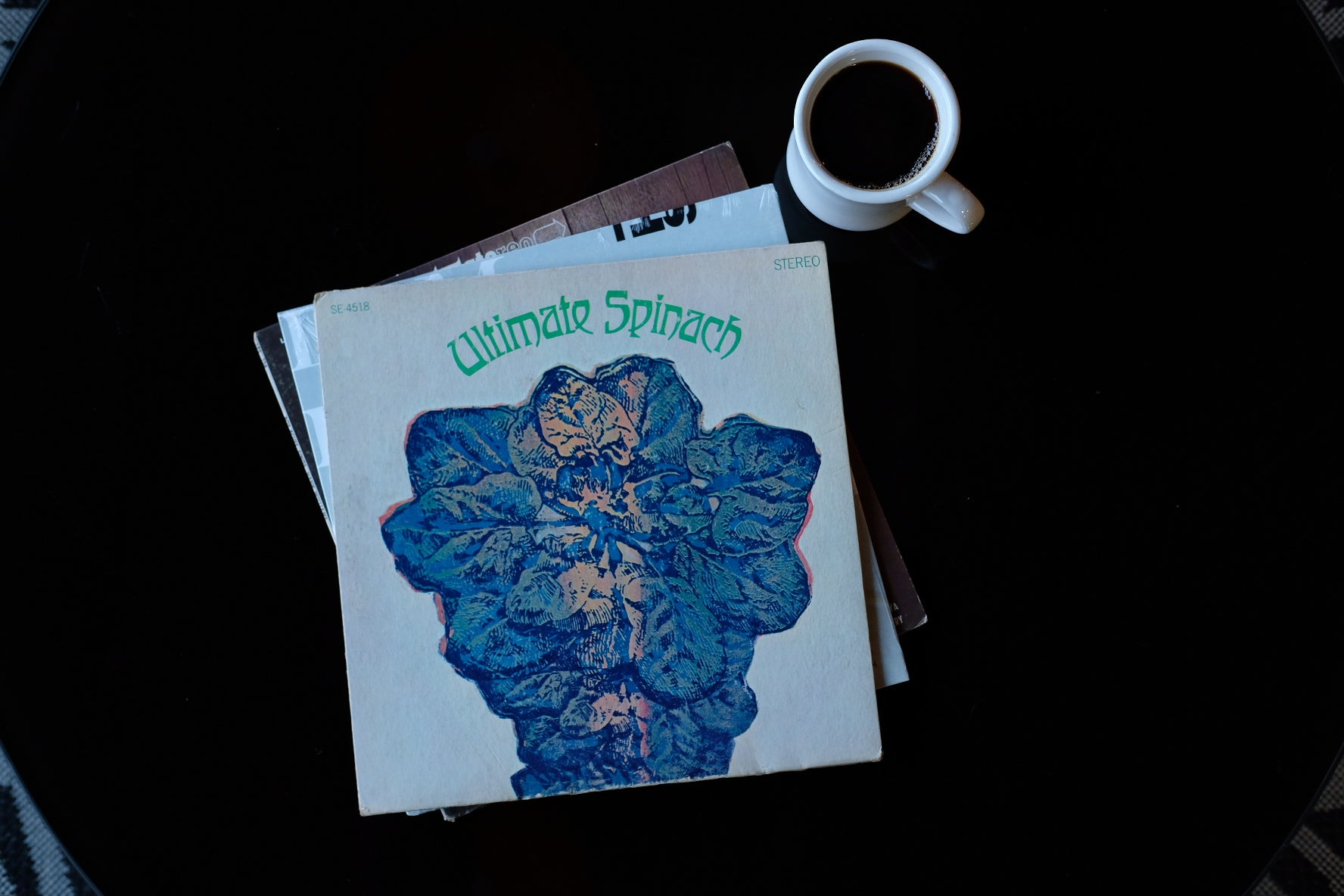 Coffee + Vinyl Subscription