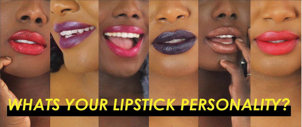 What's Your Lipstick Personality!