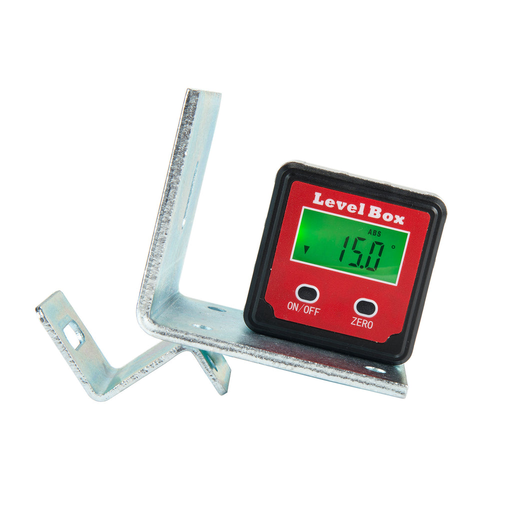 Angle Finder Level Gauge Bevel Gage Inclinometer Digital Level Box Protractor w/ Backlight & Magnetic Base - Kaiezen