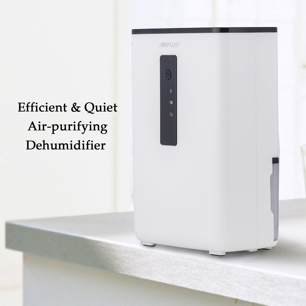 Portable Electronic Dehumidifier for Small Spaces, Vehicle Mountable - Kaiezen