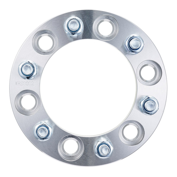 2pcs 6x5.5 Wheel Spacers 1 inch with 12x1.5 Studs for Toyota - Kaiezen