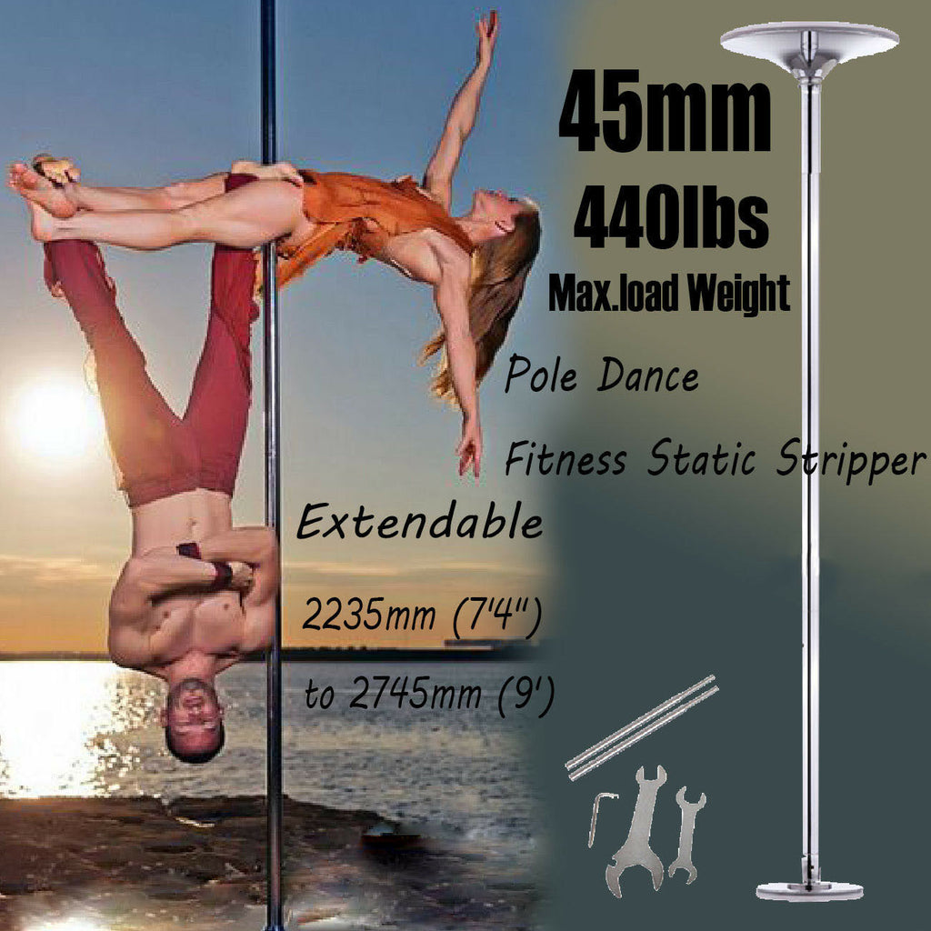 45mm Dance Pole Portable Use - Kaiezen
