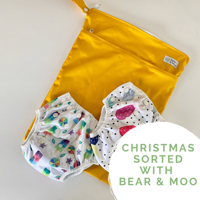 Christmas Sorted with Bear & Moo
