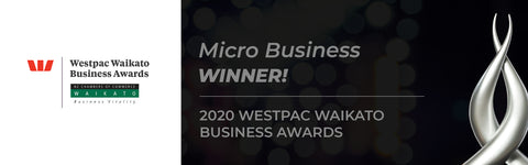Waikato Business Awards Micro Business of the Year 2020