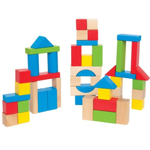 Hape Maple Blocks 50pc