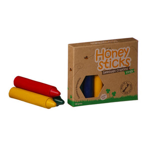 Honeysticks Longs | Bear & Moo | Bear and Moo | Hamilton, New Zealand | NZ Made | crayons | kids art | cloth nappies | environmentally friendly | save money | good for the environment | sustainable living | waste free | Honeysticks Longs