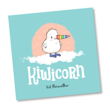 Kiwicorn by Kat Merewether | Bear & Moo | Bear and Moo | Hamilton, New Zealand | NZ Book | kids books | cloth nappies | environmentally friendly | save money | good for the environment | sustainable living | waste free | Kiwicorn by Kat Merewether
