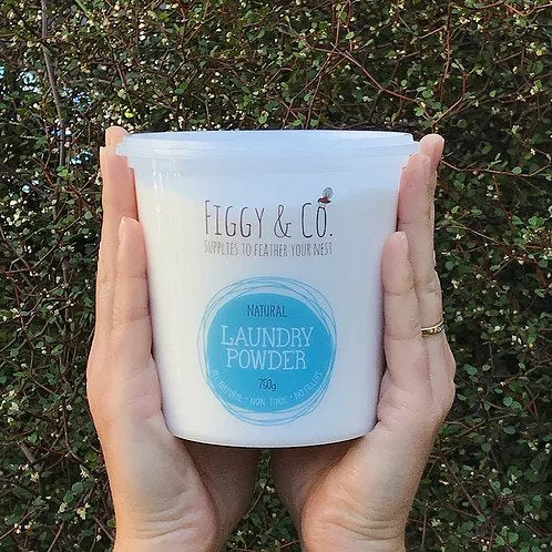 Figgy & Co Laundry Powder | Bear & Moo | Bear and Moo | Hamilton, New Zealand | cleaner | eco | natural cleaning | environmentally friendly | save money | good for the environment | sustainable living | waste free | Figgy & Co Laundry Powder