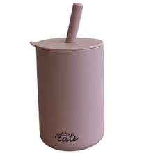 Petite Eats Mini Smoothie Cup | Bear & Moo | Bear and Moo | Hamilton, New Zealand | baby cup | feed baby | silicone | reusable cup | cloth nappies | environmentally friendly | save money | good for the environment | sustainable living | waste free | Petite Eats Mini Smoothie Cup