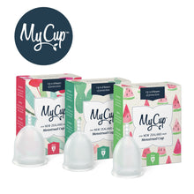 MyCup Menstrual Cup Size 2 | Bear & Moo | Bear and Moo | Hamilton, New Zealand | menstrual cup | period cup | affordable | menstruation | NZ Made | reusable | environmentally friendly | save money | good for the environment | sustainable living | waste free | MyCup Menstrual Cup Size 2