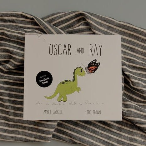 Oscar and Ray | Woodland Books | Bear & Moo | Bear and Moo | Hamilton, New Zealand | NZ Book | kids books | quiet book | play | cloth nappies | environmentally friendly | save money | good for the environment | sustainable living | waste free | Oscar and Ray | Woodland Books