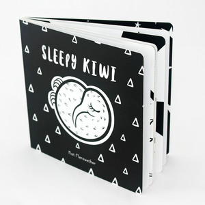 Sleepy Kiwi by Kat Merewether | Bear & Moo | Bear and Moo | Hamilton, New Zealand | NZ Book | kids books | cloth nappies | environmentally friendly | save money | good for the environment | sustainable living | waste free | Sleepy Kiwi by Kat Merewether