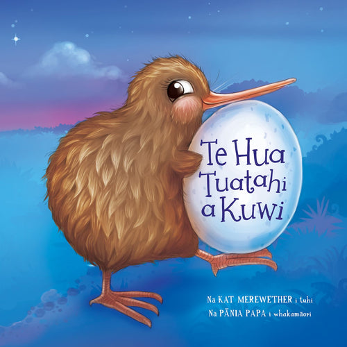 Te Hua Tuatahi a Kuwi | Bear & Moo | Bear and Moo | Hamilton, New Zealand | NZ Book | kids books | Kat Merewether | play | cloth nappies | environmentally friendly | save money | good for the environment | sustainable living | waste free | Te Hua Tuatahi a Kuwi