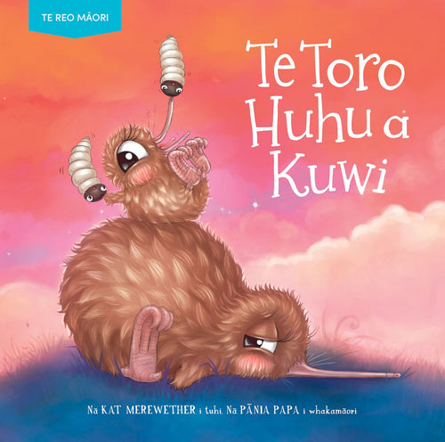 Te Toro Huhu a Kuwi | Bear & Moo | Bear and Moo | Hamilton, New Zealand | NZ Book | kids books | Kat Merewether | play | cloth nappies | environmentally friendly | save money | good for the environment | sustainable living | waste free | Te Toro Huhu a Kuwi