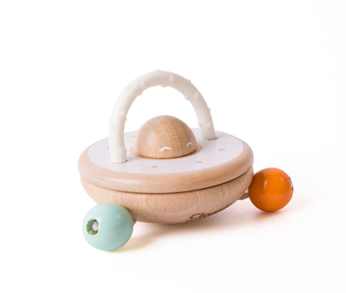 Classic World UFO Baby Rattle
