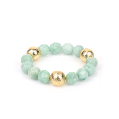 Golden Ball Bracelet