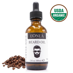 Coffee Rage Beard Oil – 2 fl oz - 100% Natural Premium Conditioner & Softener