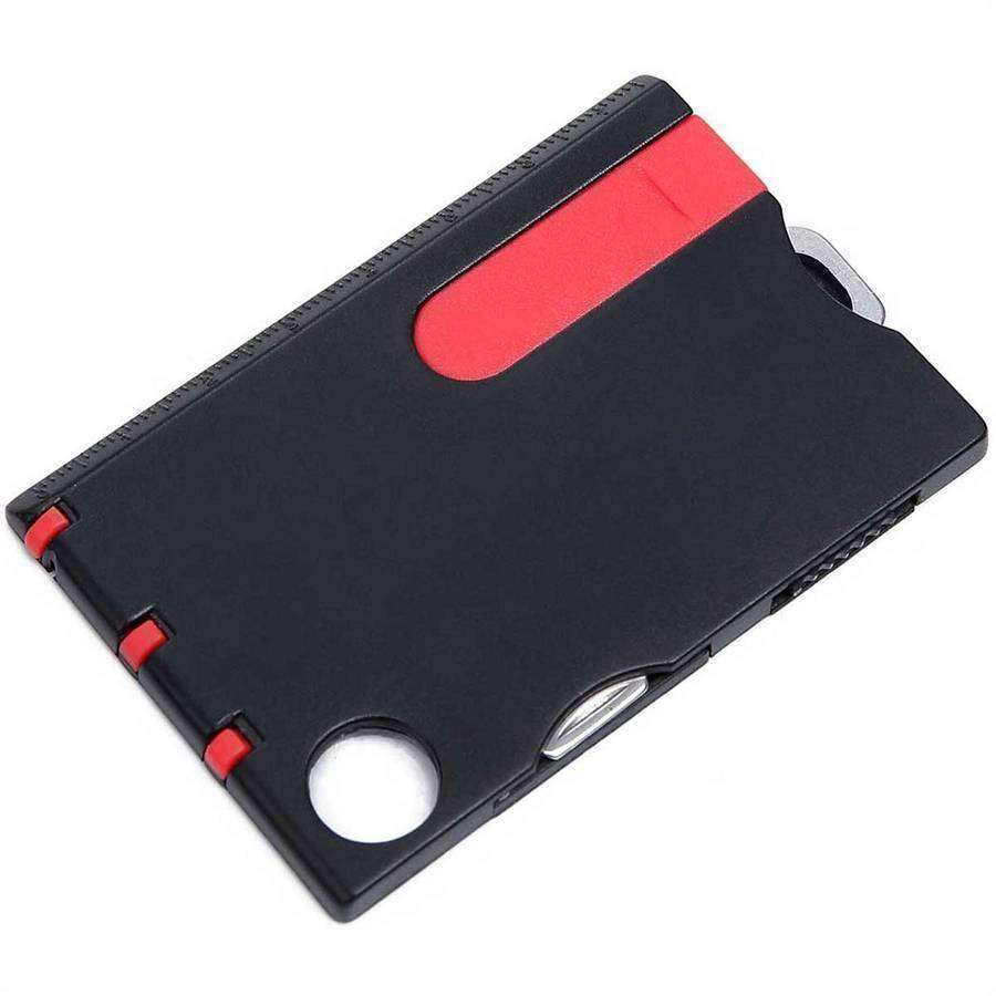10 Function Wallet Wonder Tool - Cool Tools - Mad Man by Mad Style Wholesale