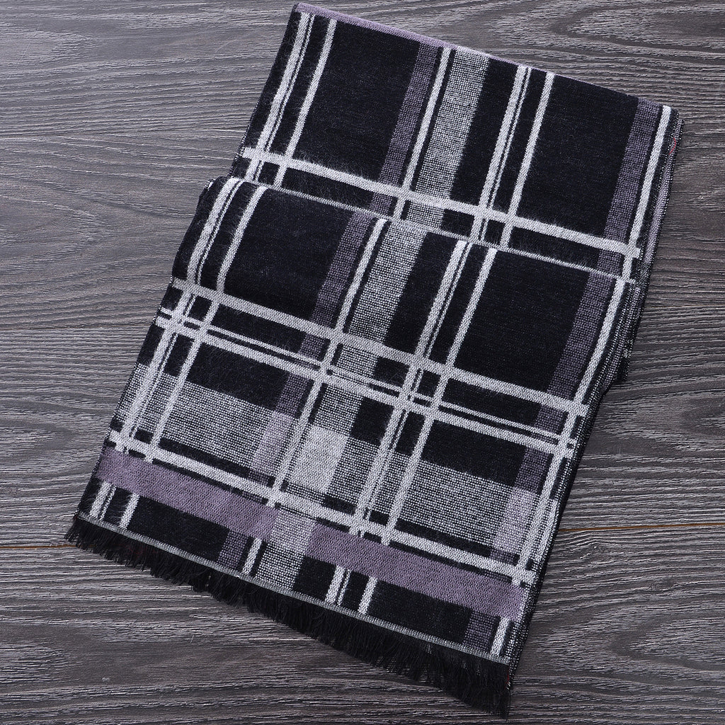 Heritage Scarf Grey by Mad Style Wholesale