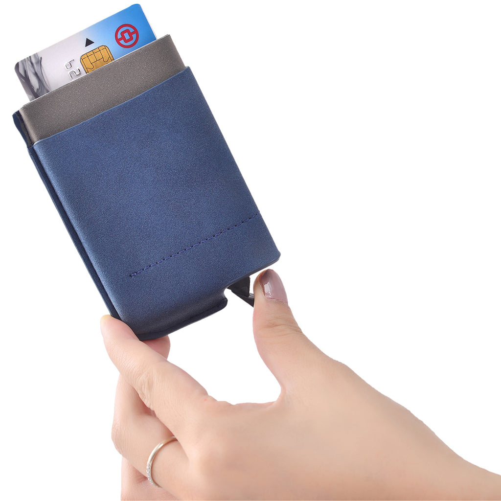 Card Blocker RFID Auto Wallet Mad Man by Mad Style Wholesale